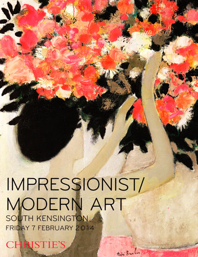 Simbari - Impressionist / Modern Art - Christies 7th Feb 2014