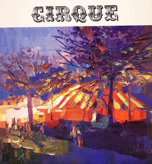 The Top - Le Cirque Ancien Grus - Nicola Simbari