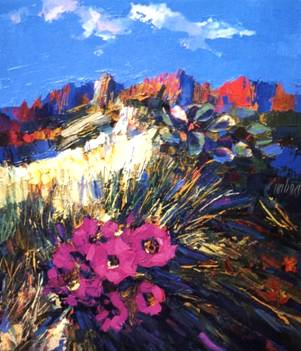 """Paradise Valley"" - Southwest Collection - Nicola Simbari"